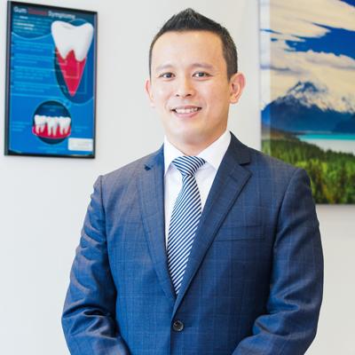 Dr Justin Stewart Pure NZ Dental Dentist